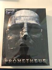 PROMETHEUS [3D + 2D] Blu-ray WEA STEELBOOK [FILMARENA] XL EMBOSSED. LentiMAGNET