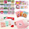 100 x Self Adhesive Baking Packaging Plastic Bag Cookie Candy Package Gift Bags