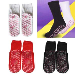 Magnetische Socken Komfortable selbstheizende Gesundheitssocken Turmalin