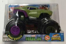 Hot Wheels monster trucks The Hulk 1:24