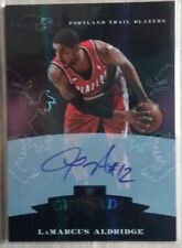 2010-11 Elite Black Box Crusade Signatures #59 LaMarcus Aldridge/25 oc Blazers