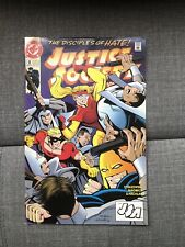 Justice Society of America 1992 Series # 8