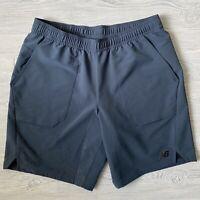 New Balance Running Shorts Mens Size Large blue