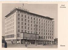 Germany; Hotel Columbus, Bremen RP PPC Unposted, c1950's