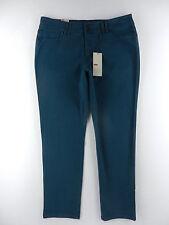 Levi's Women's Turquoise Mid Rise Skinny Slim Fit Denim Jean SZ 12M NWT GTU3