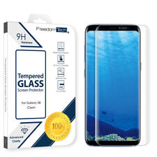 For Samsung Galaxy S8 Premium 3D Full Cover Tempered Glass Screen Protector Film