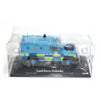 1:43 ATLAS Land Rover Defender Sussex England Police Car Die Cast Model Car