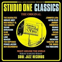 SOUL JAZZ RECORDS PRESENTS/STUDIO ONE CLASSICS 2 VINYL LP NEW