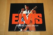 Elvis Presley FTD CD The Impossible Dream Follow That Dream