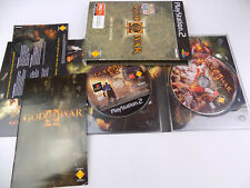 Mint Disc Playstation 2 Ps2 God of War II 2 - Special Edition Free Postage