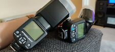 SUPERB CONDITION NEWEER FLASH SPEEDLIGHT NW561 FOR NIKON x2