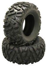2 New WANDA  ATV Tires AT 27x10-12  27x10x12 6PR P350 - 10172