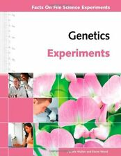 Genetics Experiments (Facts on File Science Experi