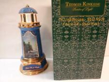 Thomas Kinkade Painter of Light Split Rock Light Light house 2004 Org Box & Pkg