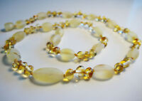 Genuine Baltic Amber Necklace 10 g. !!!