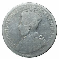 1918 25C Canada 25 Cents