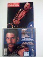 BERG BOB - ENTER THE SPIRIT - CD  (GRP)