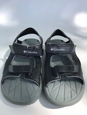 Columbia Youth Techsun Vent Sandal Black/Columbia Grey (Size 3)