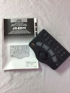 JVC Video Editing Controller JX-ED11 - Good Used Condition