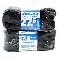 2-Pack - XLC 27.5x1.9/2.0/2.1/2.15/2.3 MTB Bicycle Tubes 48mm Presta 1-Pair