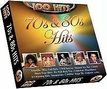100 Hits-70s & 80s Hits von Various | CD | Zustand gut