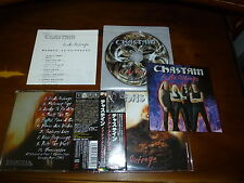 Chastain / In an Outrage JAPAN+3 w/Sticker OOP!!!!!!!! A7