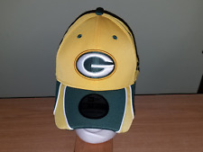 Green Bay Packers Green and Yellow New Era M/L NFL Hat New