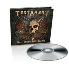 Testament - First Strike Still Deadly - New Ltd Digipak CD