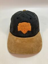 Houston Dynamo MLS Adidas Adjustable Pleather Bill Adjustable Strapback Hat Cap