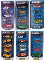 Teamsterz 5 Pc Die Cast Cars Set Assorted Children Kids Play Toy Xmas Gift Set