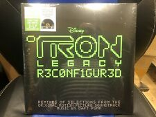 BRAND NEW SOLD OUT RSD DAFT PUNK TRON LEGACY RECONFIGURED DOUBLE GREEN VINYL