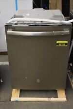 "Ge Gdt635Hmmes 24"" Slate Fully Integrated Dishwasher Nob #92703 Hrt"