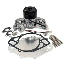 Electric Water Pump Chrome High Volume HV Big Block Ford 429 460