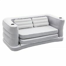 Bestway Multi Max II Inflatable Air Couch Sofa Bed Mattress Camping