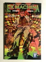 EX MACHINA Smoke Smoke (2007) DC Wildstorm Comics TPB FINE