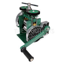 Manual Combination Rolling Mill Machine Jewelry Press Tabletting Tool  80mm