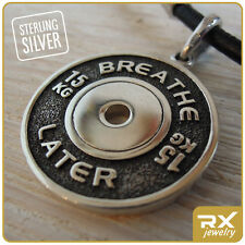 Fitness Jewelry Powerlifting Bodibuilding Weight plate Crossfit Accessorie Sport