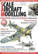 Scale Aircraft Modelling 32 7 Hasegawa Ju-188 Tamiya F4U-1D Me262 Horsa Glider