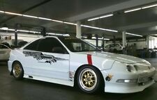 "Furious Mechanical Dragon (SET OF 2) Car Side Decals Sticker Vinyl 70"" X 12 3/4"""