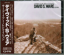 DAVID S WARE Third Ear Recitation MATTHEW SHIPP*WILLIAM PARKER*WHIT DICKEY Jp CD