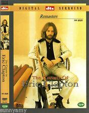 The Cream of Eric Clapton - Layla Cocaine Knockin on Heaven's Door (NEW) DVD