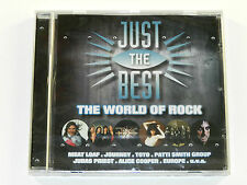Just the Best - The World of Rock CD Neu