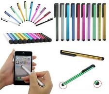 10x Metal Universal Small Stylus Touch Screen Pen For iPhone, Tablet and Laptop
