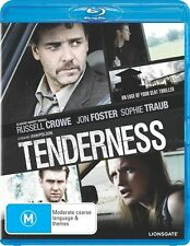 Tenderness BLU-RAY Russell Crowe thriller movie Region B
