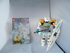 Lego Bionicle 70788 Kopaka Master of Ice Complete Set +instructions/masks