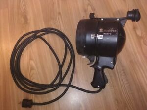 Military Searchlight Sweden ALDIS signal lamp MORSE 1976 Rare