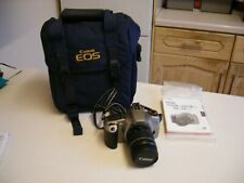 2000's Canon EOS 3000n SLR Camera w/ Canon Zoom EF 28-80mm f/3.5-5.6 Lens (2466)