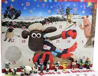 Shaun the Sheep Kids Advent Calendar Wallace and Gromit Christmas Calendars for