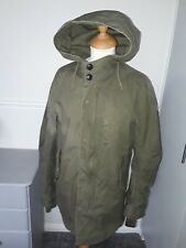 NEXT LADIES COAT Size 10 Hooded Parka Style