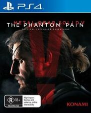Metal Gear Solid 5 V: The Phantom Pain PS4 Brand New *DISPATCHED FROM BRISBANE*